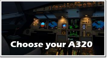 A320 Chossing