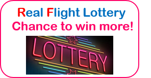 Real Flight Lottery