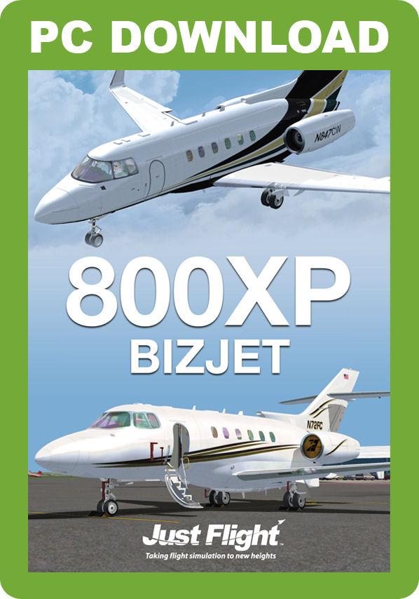 Just Flight 800XP BIZJET