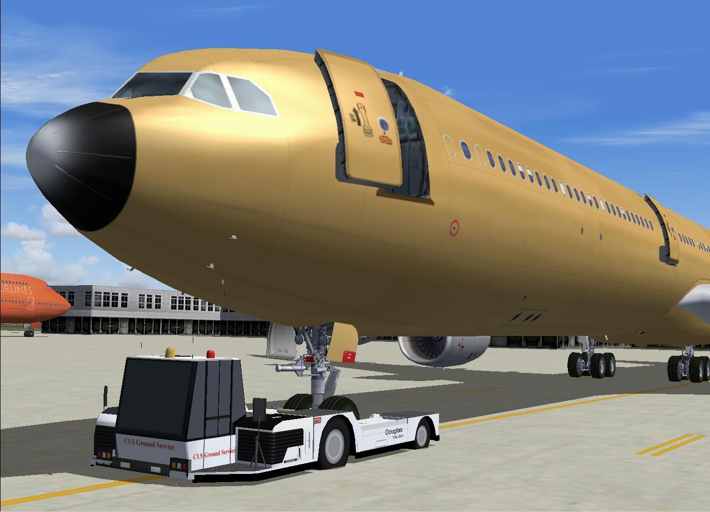 Just Flight A340-500/600