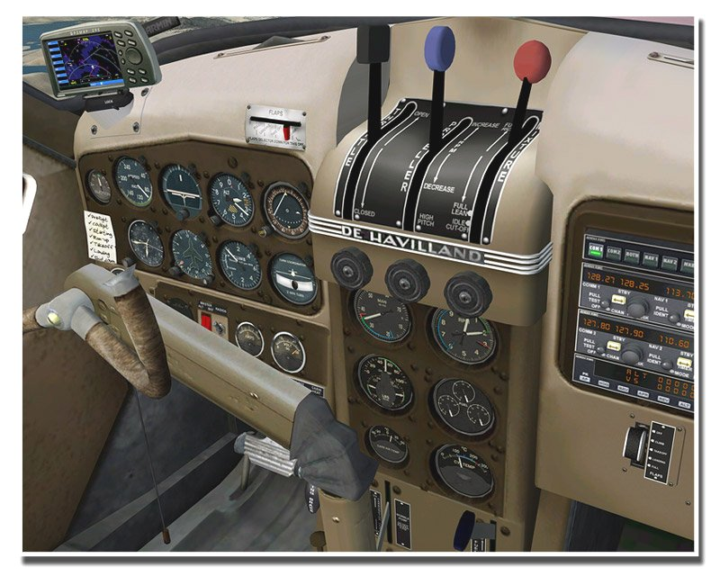 DHC-2 Beaver X Box