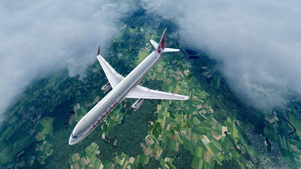 Aerosoft A320/A321 professional