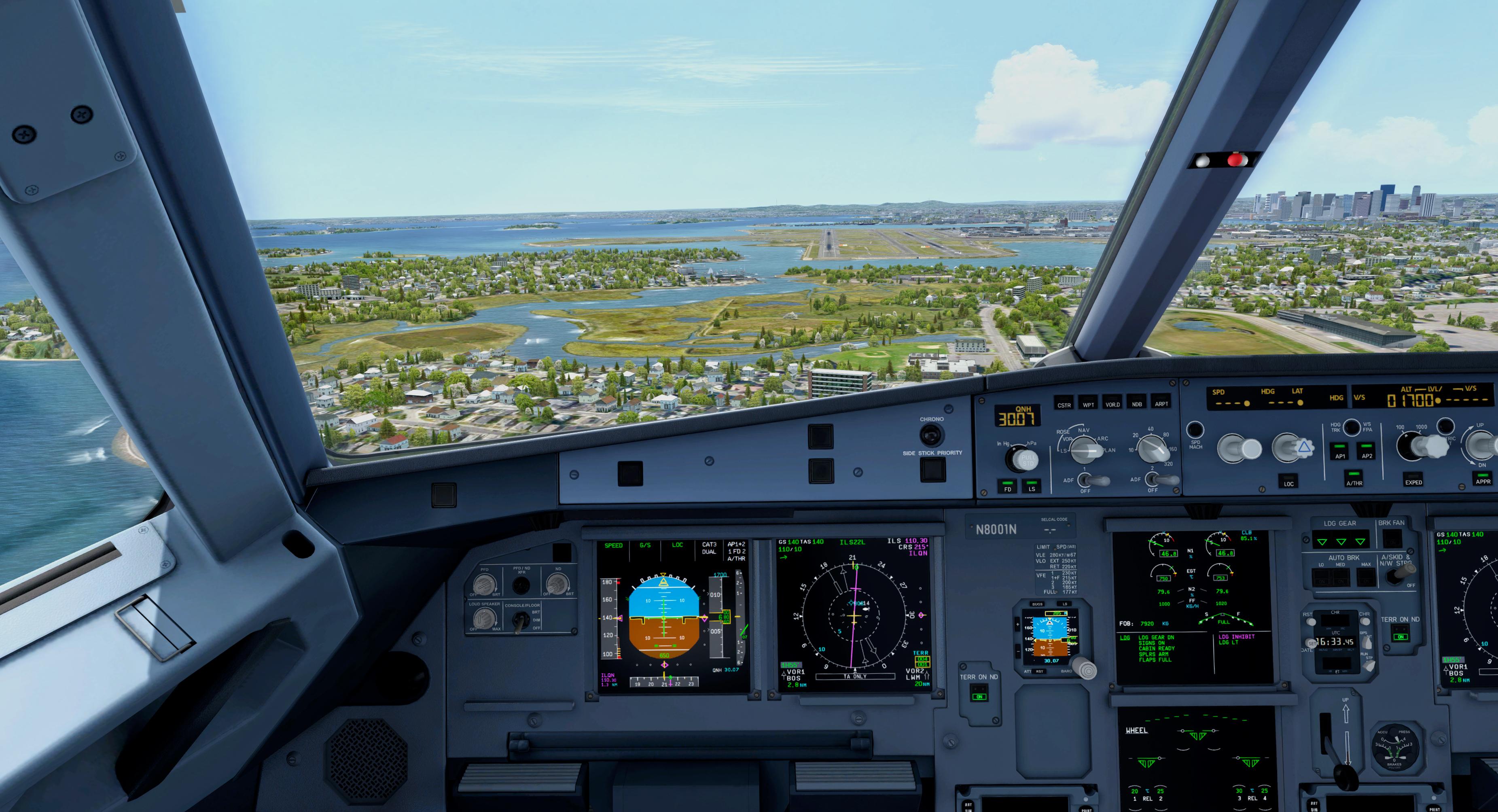 Aerosoft A318/A139 professional