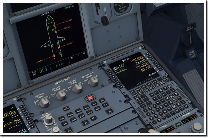 Airbus A318/A319 Box