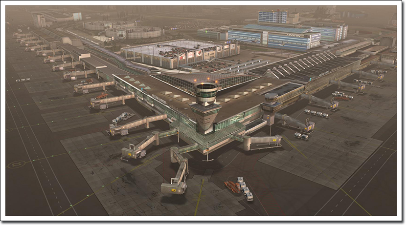 Mega Airport Helsinki Box