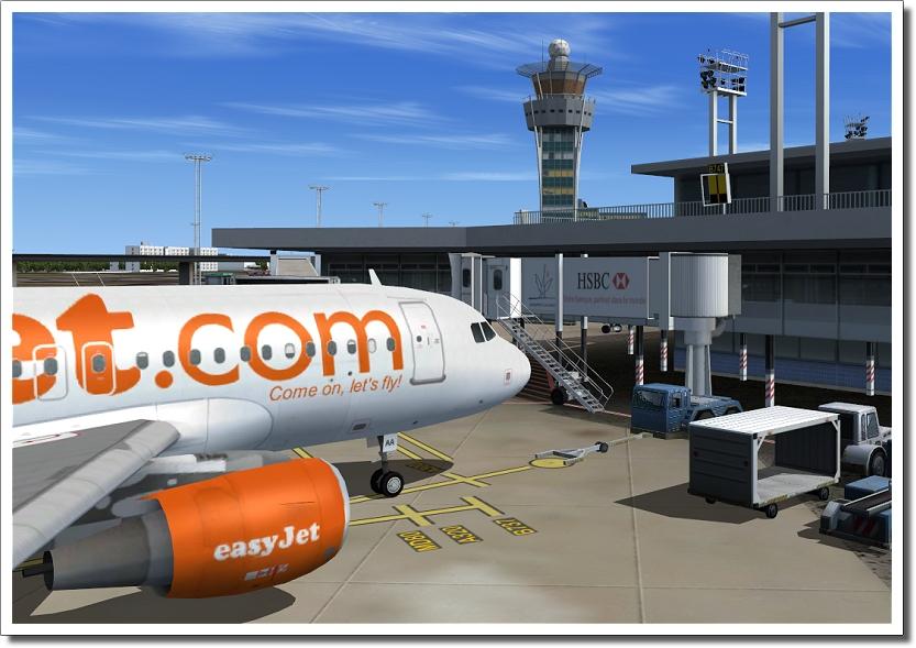 Mega Airport Paris Orly Box
