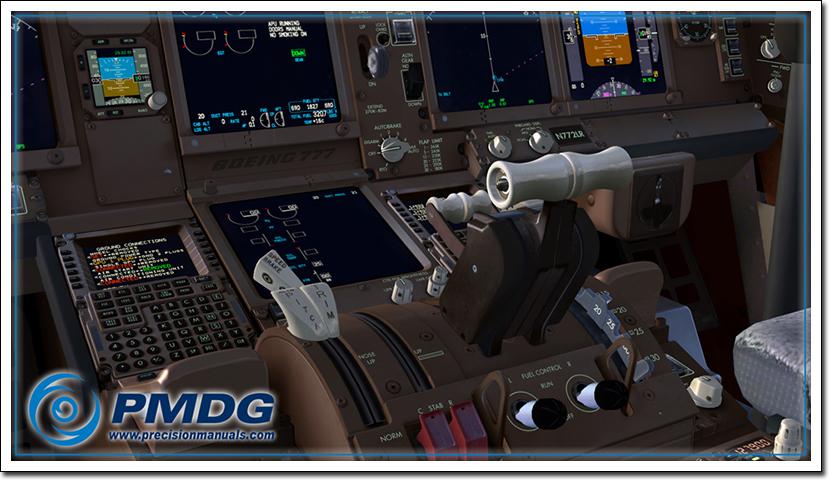 PMDG 777-200LR/F Box