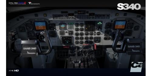 Carenado Saab 340 Repaints