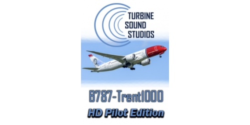 TSS Boeing 787 Trent1000 Pilot Edition soundpackage for FSX / P3D