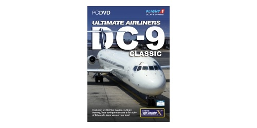 Ultimate Airliners DC-9 Classic Box