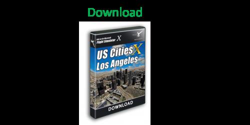 Aerosoft US Cities X - Los Angeles