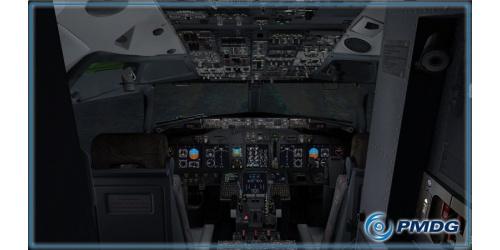 PMDG 737 NGX Box