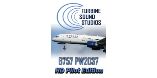 TSS Boeing 757 PW2037 Pilot Edition soundpackage for FS2004