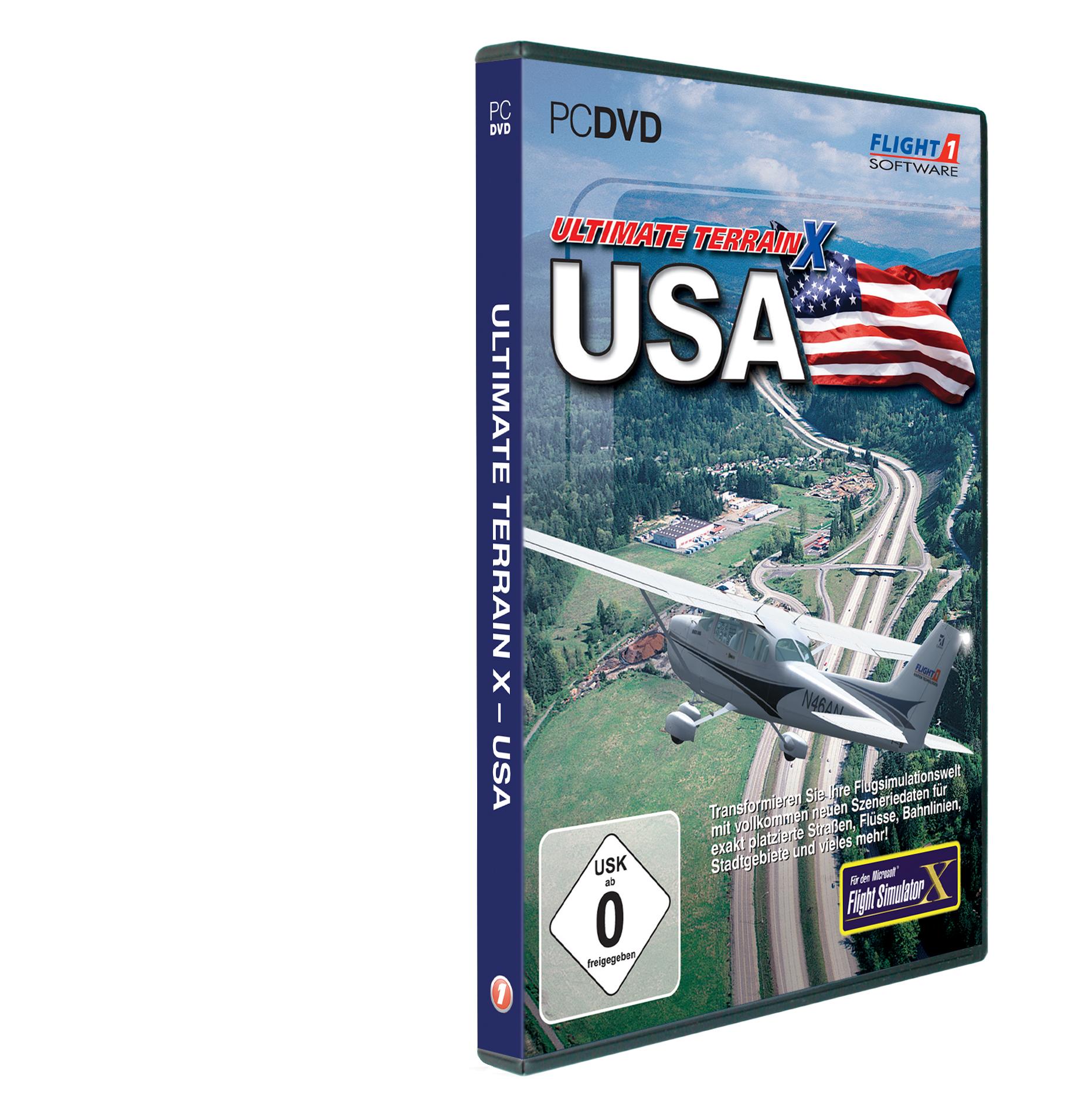 Ultimate Terrain X - USA Box